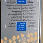 Bible Bonne Nouvelle pour toi (Francais courant) 2