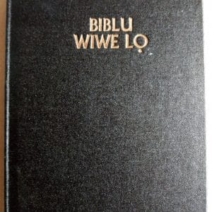 Bible en langue nationale